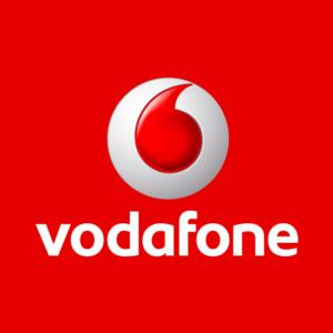 recharge voucher Vodafone-Logo